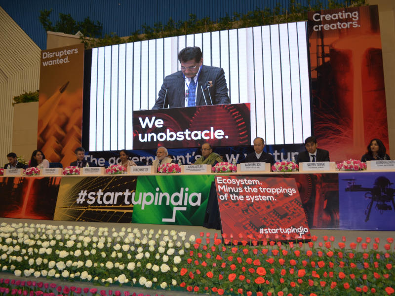 Startup India Action Plan: PM Modi's 12 Big Announcements