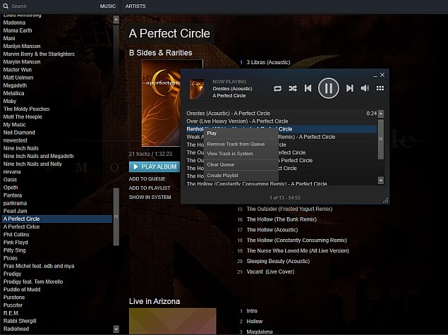 Steam Music Player Made Available to All; 4 Valve Soundtracks Made Free