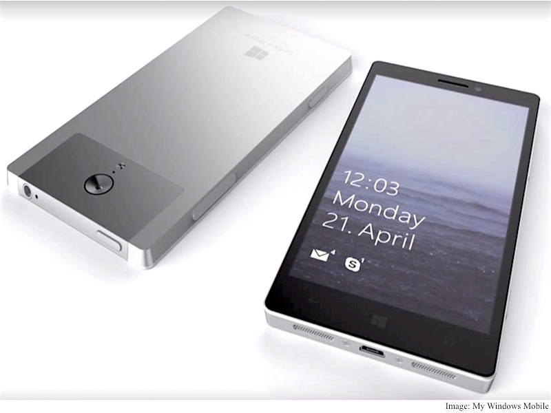 Microsoft Hints at 'Surface Phone' Innovations; Will Discontinue Surface 3 This Year