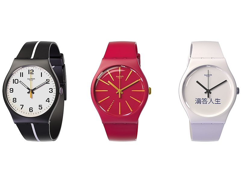 Swatch Partners With Visa for Contactless Watch Payments