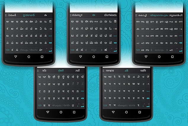 SwiftKey for Android Updated With Support for More Indian Languages