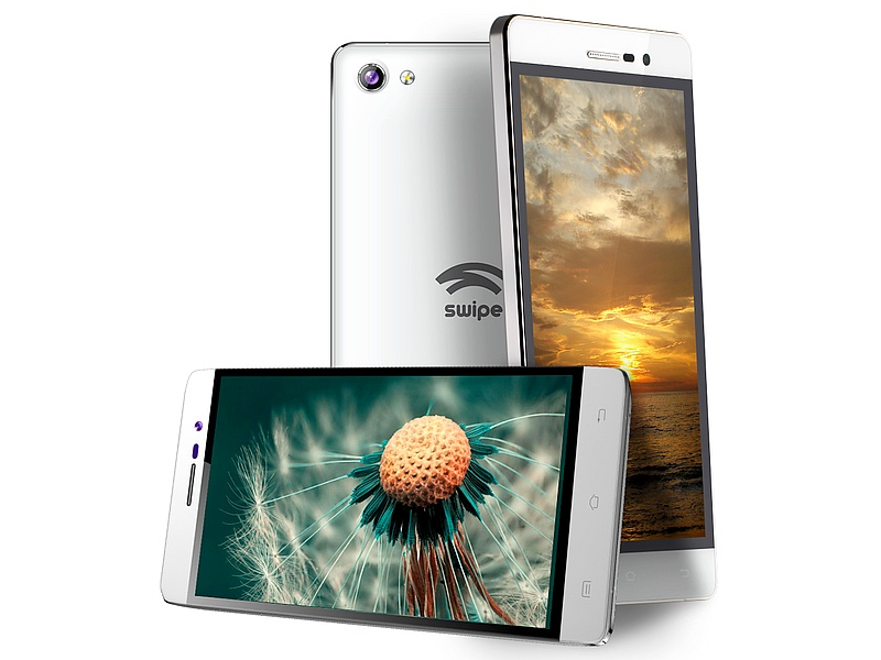 Swipe Virtue With 5-Inch Display Launched at Rs. 5,999