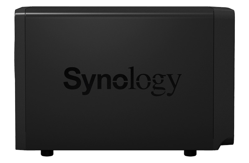 Synology DiskStation DS716+II side