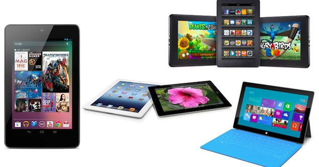Indian tablet market expected to double in 2013; Samsung leads the pack