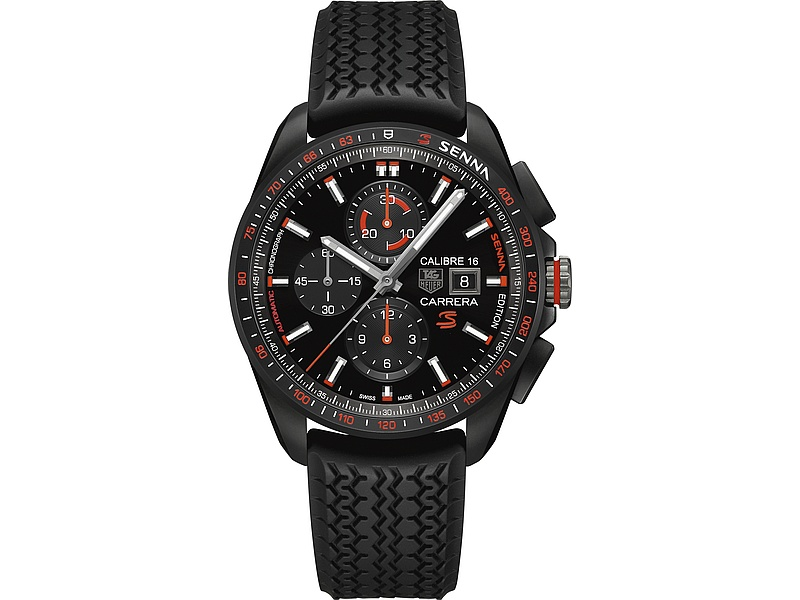 Tag Heuer 'Connected' Android Wear Smartwatch to Launch on ...