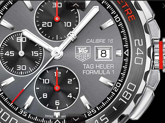 Tag Heuer's Android Wear Smartwatch to Offer 40 Hours of Battery Life