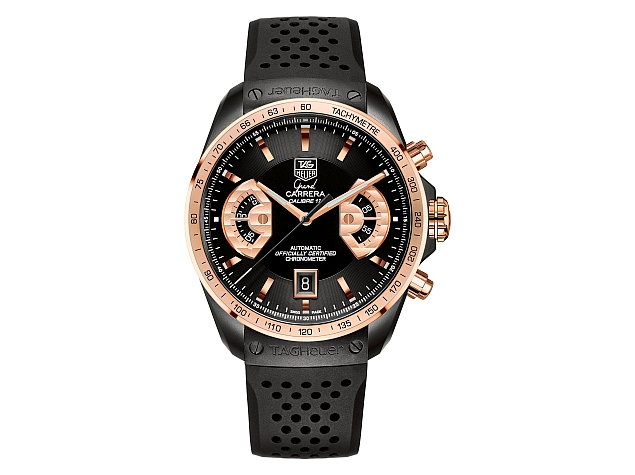 Tag Heuer to Partner Google, Intel for Luxury Android Wear Smartwatch
