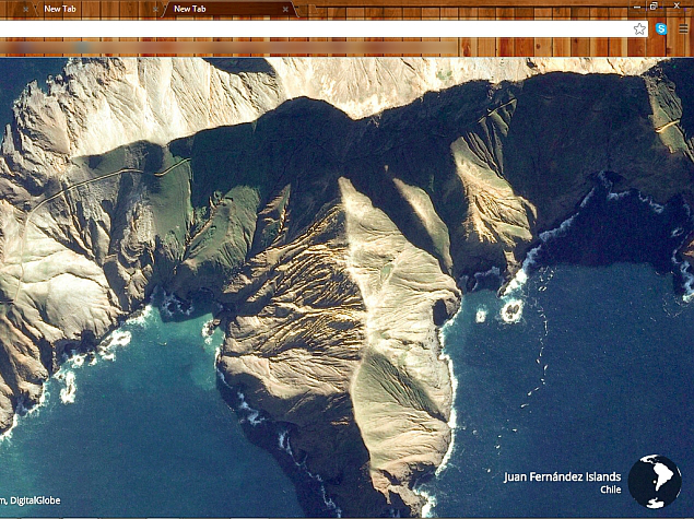 Google Earth View Extension for Chrome Brings Satellite Imagery to New Tabs
