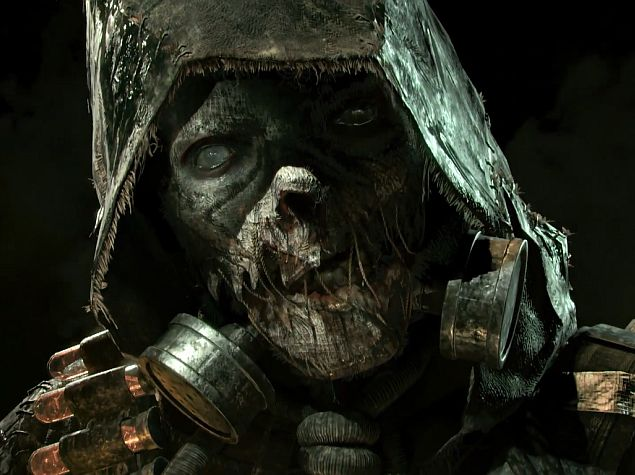 Batman: Arkham Knight E3 2014 Trailer Flaunts Batmobile and Scarecrow