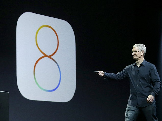 iOS 8 Direct Download Links for iPhone, iPad, iPod Touch