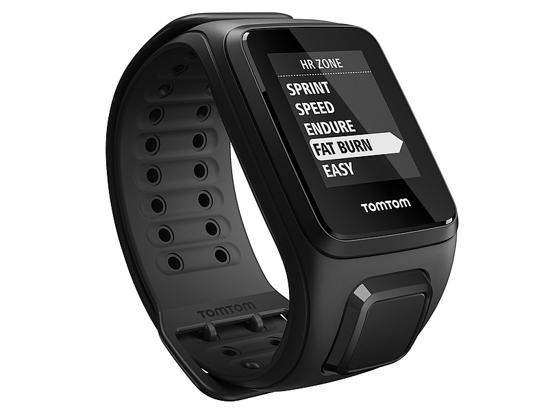 TomTom Spark GPS Fitness Watch Launched Starting Rs. 13,999