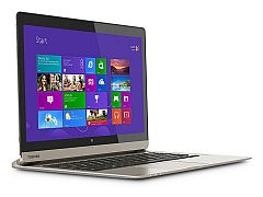 Toshiba Launches Hybrid Laptops Running Windows 8.1