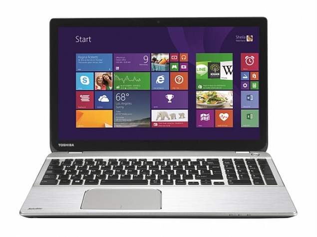 Toshiba Satellite P50 Laptop With 4K UHD Display Launched at Rs. 86,000