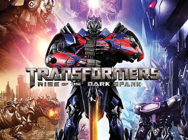 Sony PS4 Pre-Load Feature Debuts With Transformers: Rise of the Dark Spark