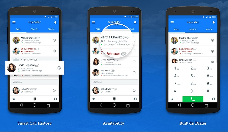 Truecaller for Android Integrates Truedialer Features in Latest Update