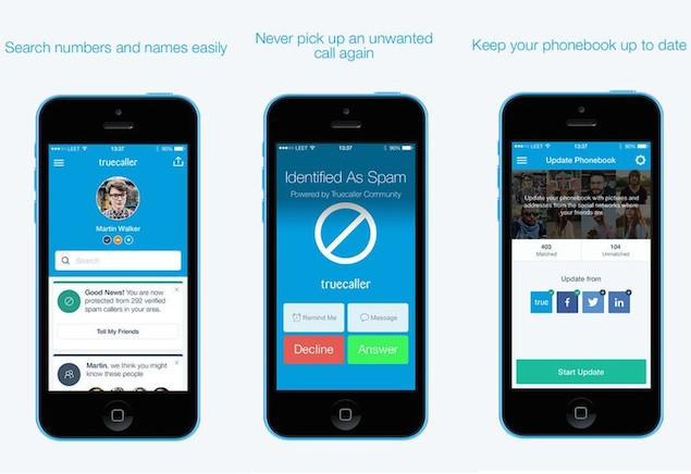 Truecaller app update brings Live Caller ID to iPhone