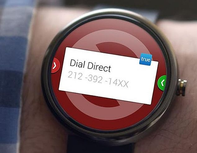 Truecaller Announces Android Wear App With Live Caller ID and More
