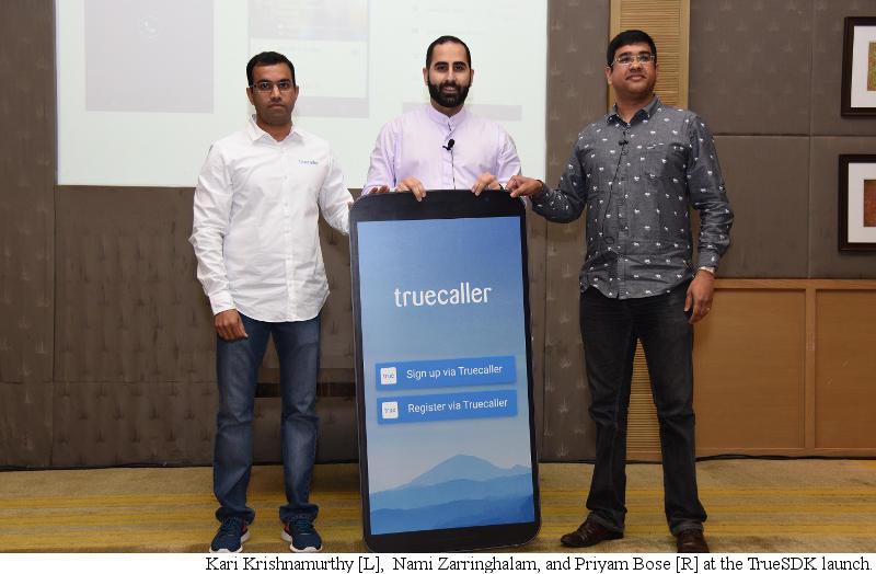 Truecaller Launches TrueSDK to Simplify User Registrations