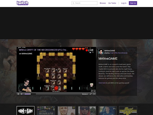 Google Reportedly Agrees to Buy Twitch for $1 Billion