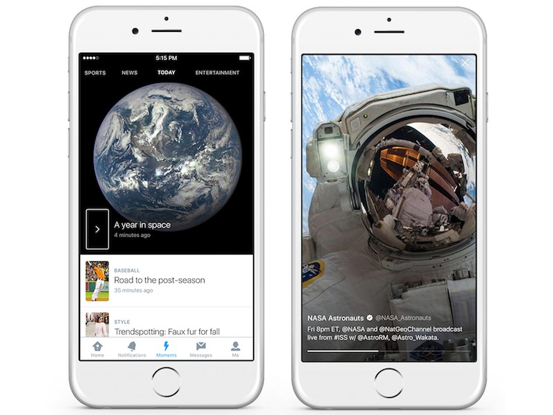 Twitter Makes It Easier to Grab Onto Hot 'Moments'