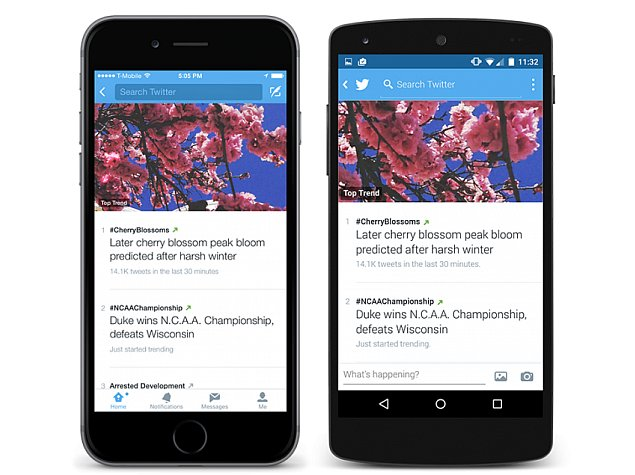 Twitter Replaces Discover Tab With Tailored Trends