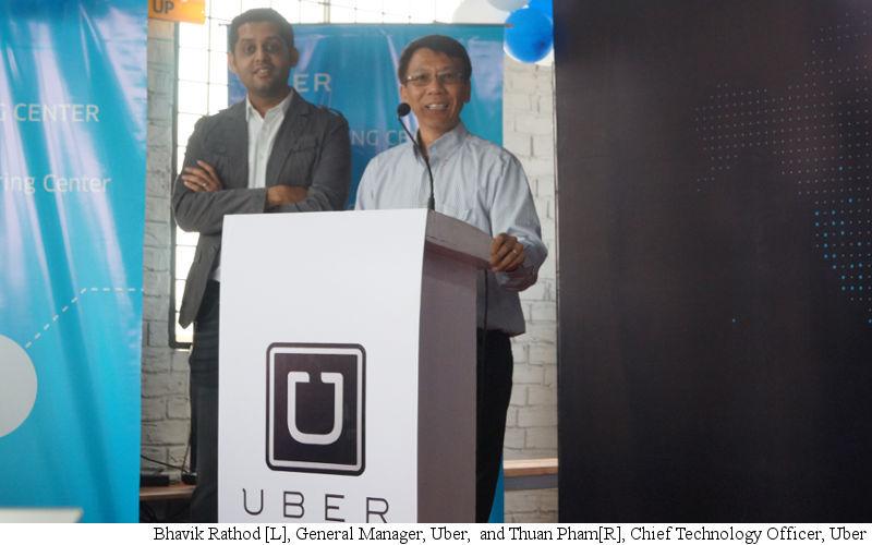 Uber Opens Engineering Centre in Bengaluru