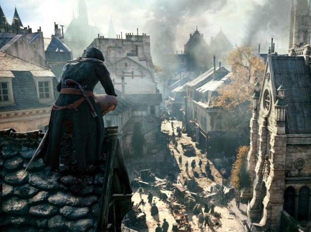 Assassin's Creed Unity Review: An Almost Perfect Past