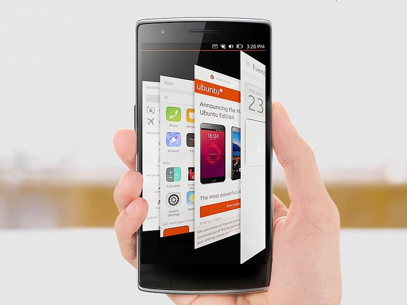 OnePlus One Gets an Ubuntu OS ROM