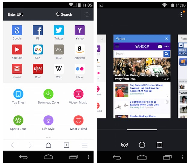 UC Browser For Android 10.0 Now Available For Download