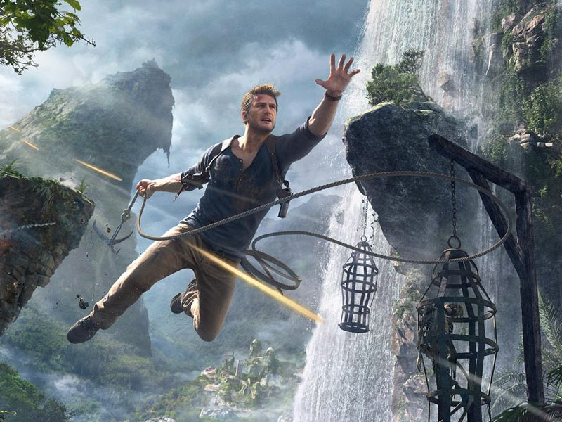 Early Uncharted 4 Copies Were Stolen; Day 1 Patch Now Live