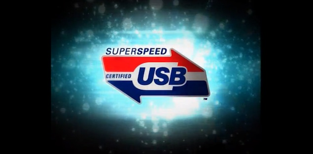 USB 3.1 specification announced, would offer speeds of up to 10Gbps