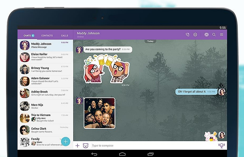 Viber Gets End-to-End Encryption, Hidden Messages, and More