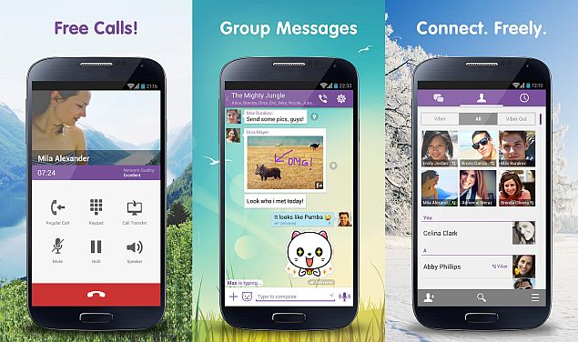 Viber app for Windows Phone 8 updated with Viber Out voice-calling