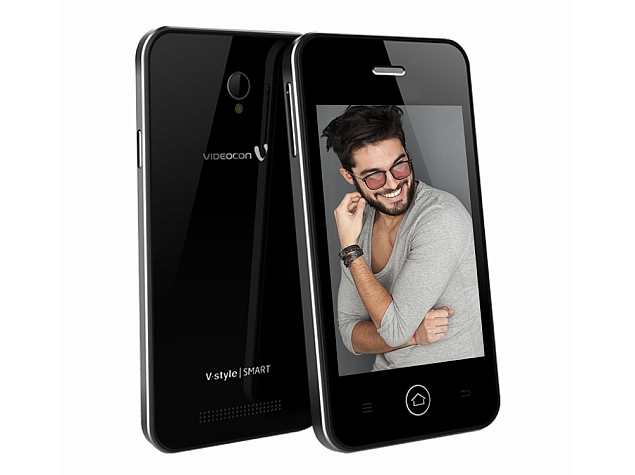 Videocon Launches 4 Feature Phones and a Smartphone in V-Style Series