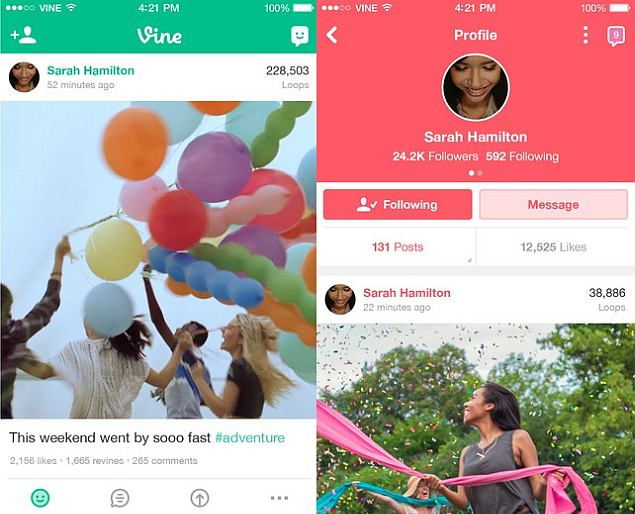Vine for iOS Now Loads Videos Faster, Can Play Videos Even When Offline
