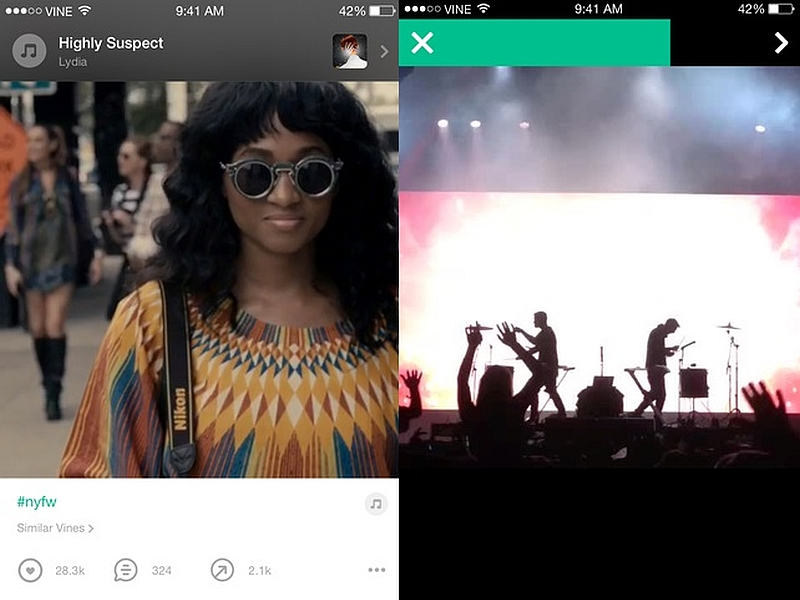 Vine Update Brings Audio Remix Tool, New Discovery Feature, and More
