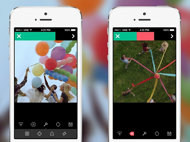 Vine for iOS Update Adds Import Video Option, New Editing Tools and More