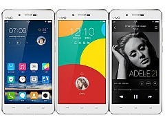 Vivo X5Max 'World's Slimmest Smartphone' Launched in India at Rs. 32,980