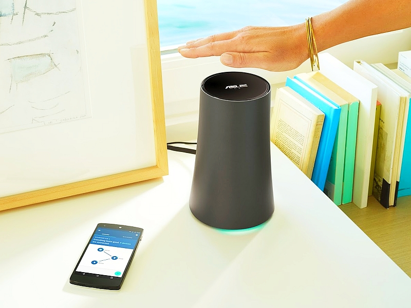 Google Launches New OnHub Wi-Fi Router Made by Asus