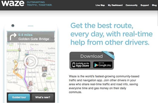 Google buys Waze to further improve Maps