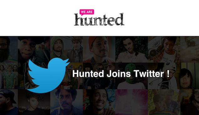 Twitter acquires music streaming app We Are Hunted