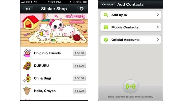 WeChat 5.0 brings in-app Sticker purchase, location based friend finder and more