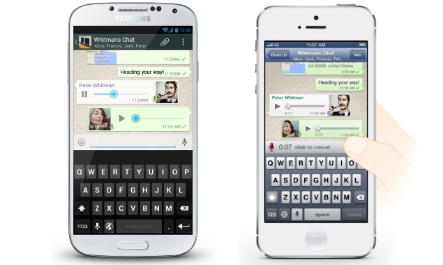 WhatsApp claims 20 million active users in India, 300 million worldwide; launches push-to-talk feature