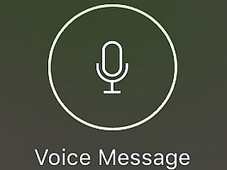 WhatsApp for iPhone Gets a Voicemail Feature That's Identical to Voice Message