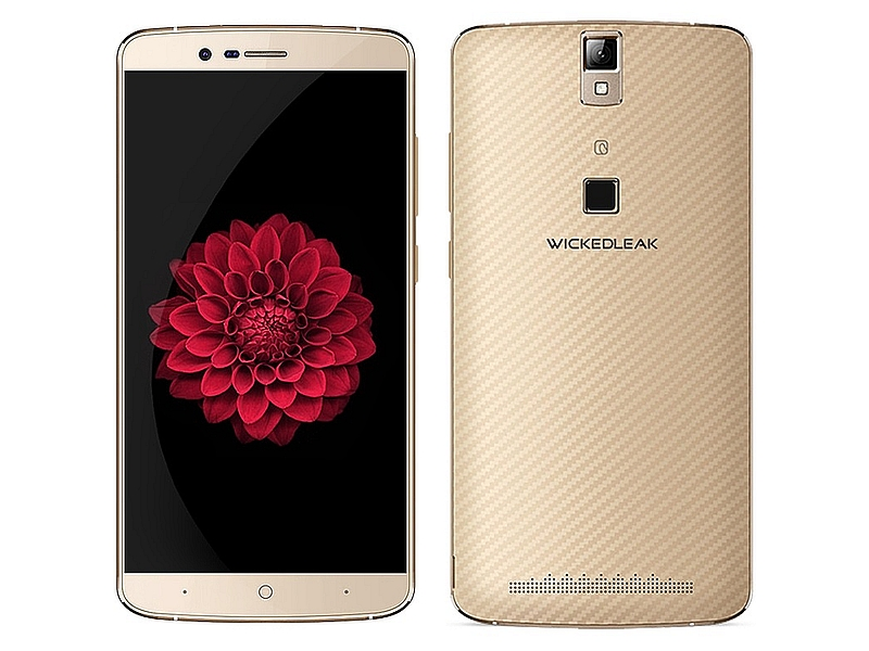 Wickedleak Wammy Titan 5 With 4165mAh Battery Launched at Rs. 14,990