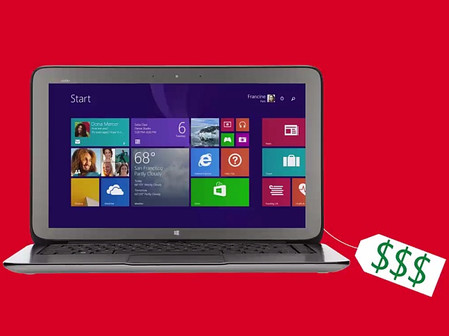 Microsoft Announces Windows 8.1 With Bing for Low-Cost PC OEMs