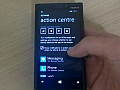 Windows Phone 8.1 'Action Centre' showcased in purported SDK video