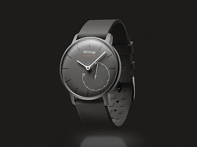 Withings Activite Pop Health-Tracker Launched Ahead of CES 2015