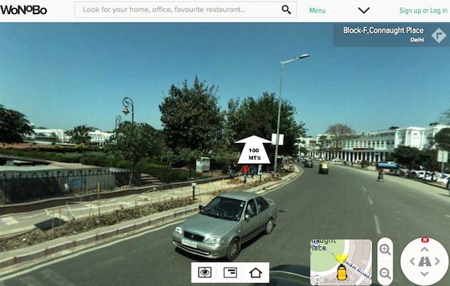 WoNoBo brings Google Street View-like walkthroughs to Indian cities, monuments
