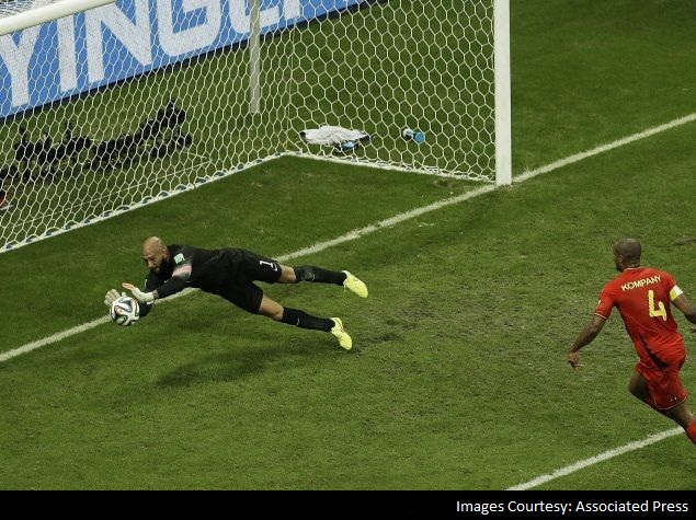 For Twitter, World Cup Helps Boost Growth
